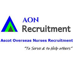 AON Recruitment website designed by evantu