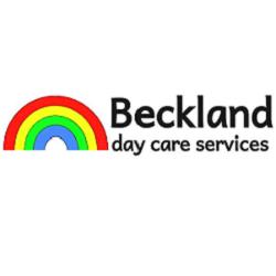 Beckland Day Care Services website designed by evantu