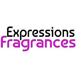 Expressions Fragrances website designed by evantu