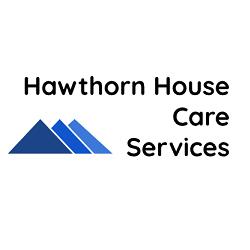 Hawthorn House Care website designed by evantu