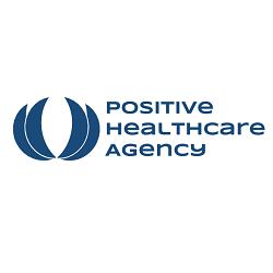positive healthcare website designed by evantu