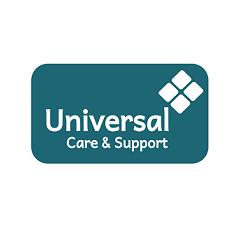 universal care website designed by evantu