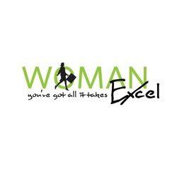 Woman Excel website designed by evantu